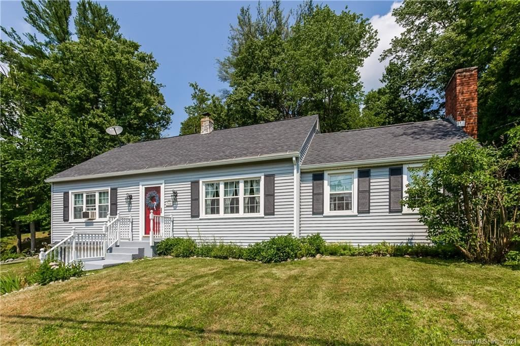 Photo of 364 Scoville Hill Road, Harwinton, CT 06791 (MLS # 170418636)