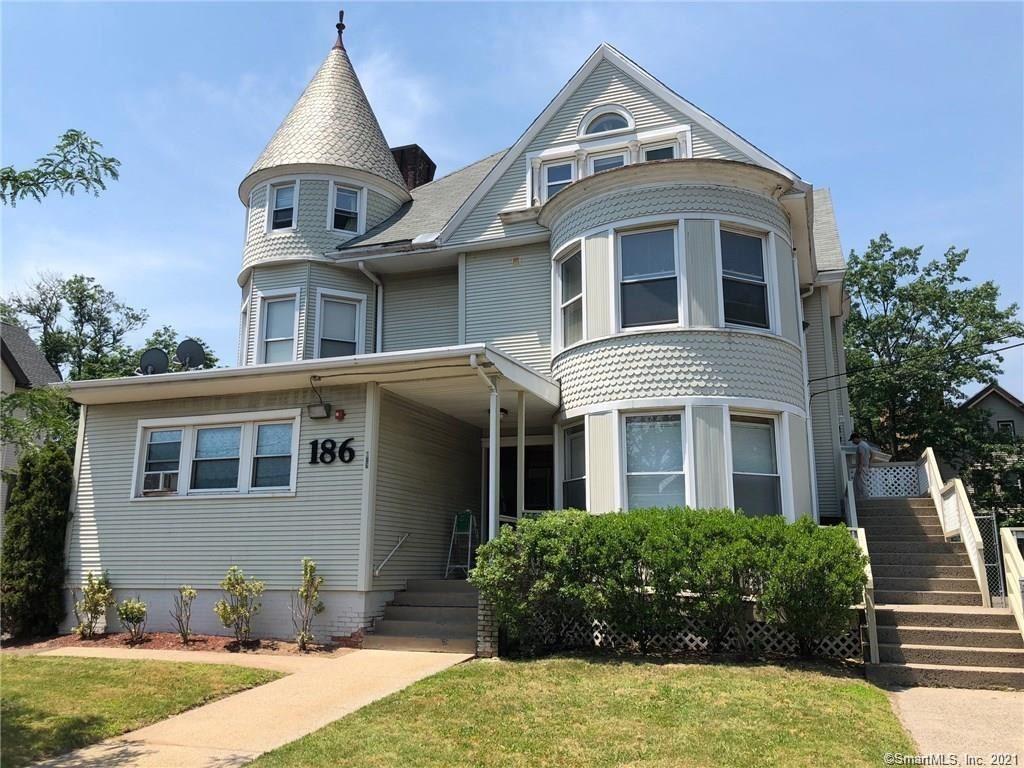 186 Sherman Avenue, New Haven, CT 06511 - #: 170436639