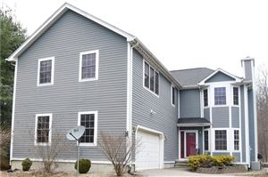Photo of 60 Deer Run Drive, Colchester, CT 06415 (MLS # 170067642)