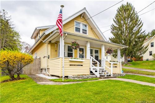 Tiny photo for 59 Harwinton Avenue, Plymouth, CT 06786 (MLS # 170391644)