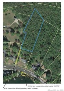 Photo of 155A Route 87 (rear), Columbia, CT 06237 (MLS # 170124645)