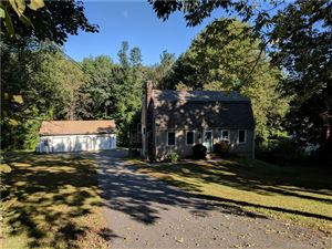 Photo of 1017 Hickory Hill Road, Thomaston, CT 06787 (MLS # 170125645)