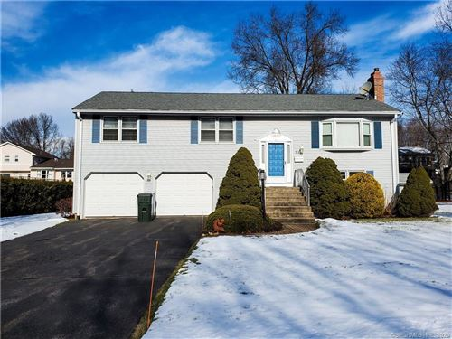 Photo of 71 Carriage Hill Drive, Newington, CT 06111 (MLS # 170266645)