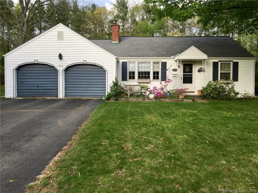 30 Hubbard Drive, Glastonbury, CT 06033 - #: 170206648
