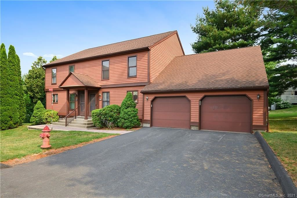109 Colonial Hill Drive #109, Wallingford, CT 06492 - #: 170413648