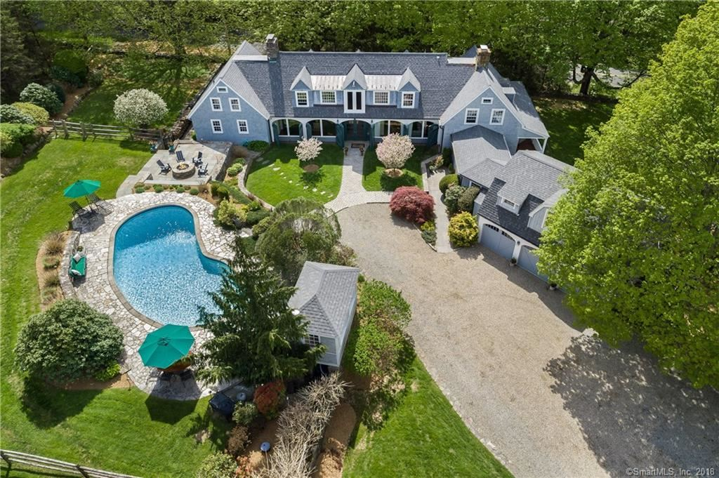 Photo for 34 Drum Hill Road, Wilton, CT 06897 (MLS # 170084651)