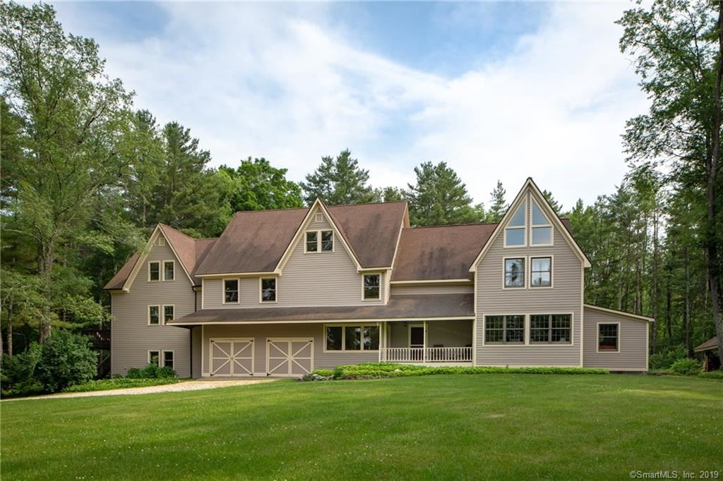 Photo for 32 Amy Road, Canaan, CT 06031 (MLS # 170096651)