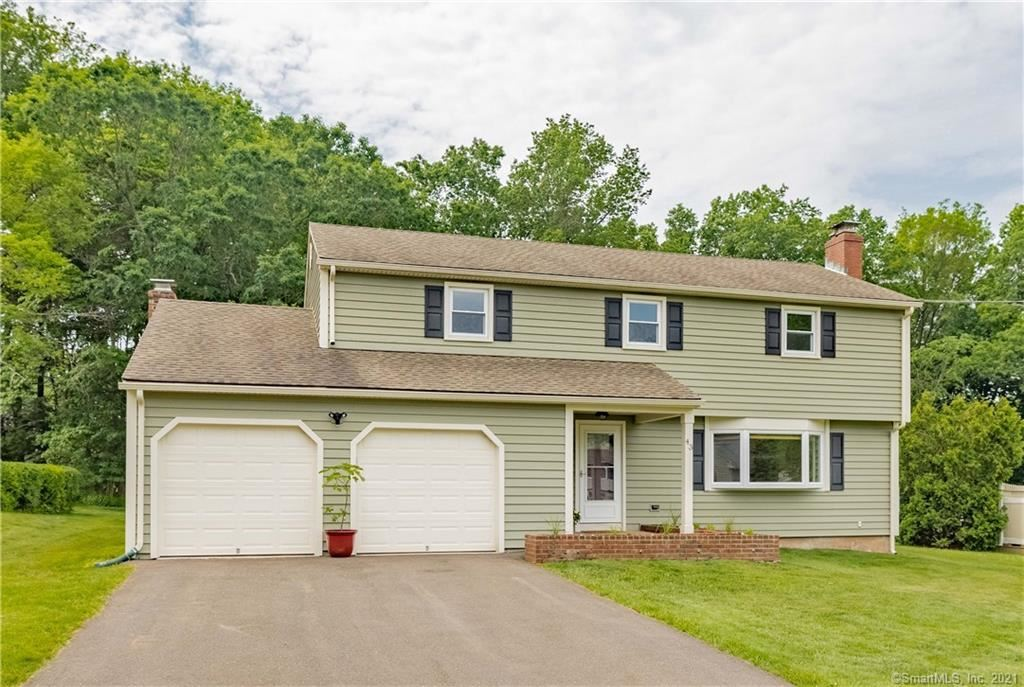 43 Old Musket Drive, Newington, CT 06111 - #: 170408652