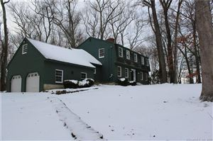 Photo of 145 Saw Pit Hill Road, Woodbury, CT 06798 (MLS # 170042656)