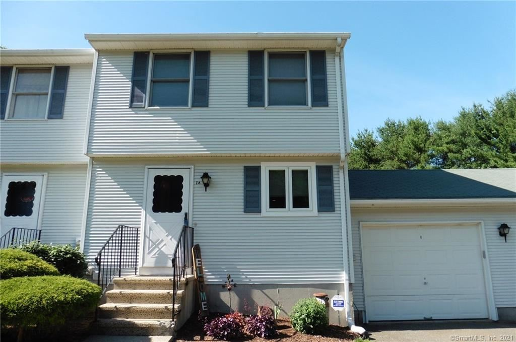 28 Middle Road #1A, Enfield, CT 06082 - #: 170409657