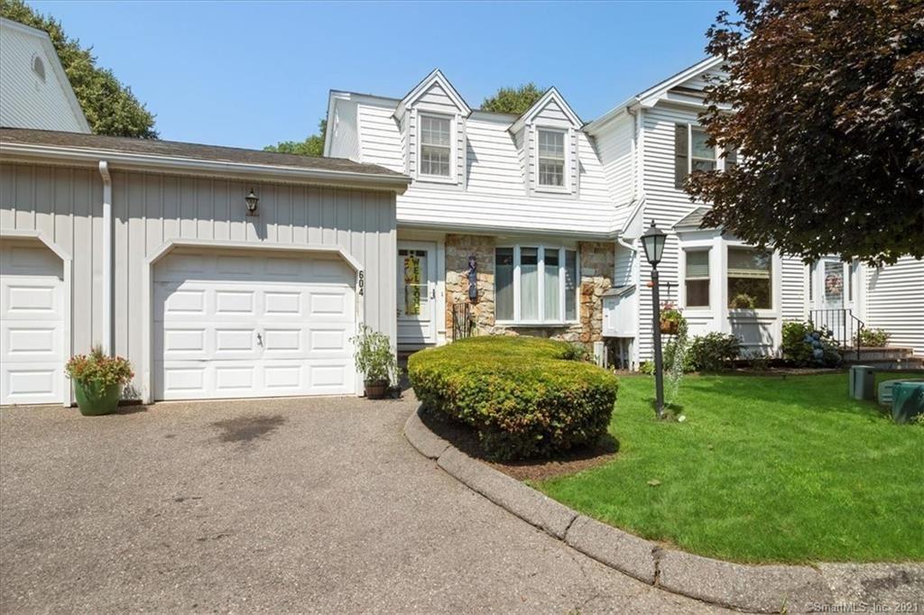 604 Jamestown Road #604, Stratford, CT 06614 - MLS#: 170419658