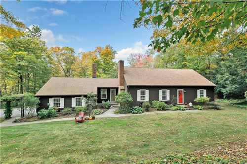 Photo of 57 Lacey Road, Bethany, CT 06524 (MLS # 170445659)