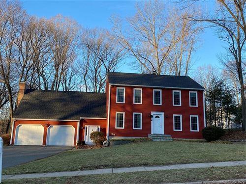 Photo of 350 Redstone Drive, Cheshire, CT 06410 (MLS # 170261660)