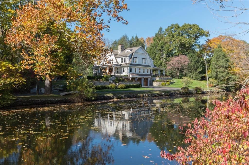Photo for 510 Valley Road, Greenwich, CT 06807 (MLS # 170042661)