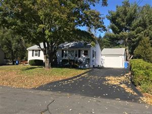 Photo of 43 Circle Drive, Mansfield, CT 06250 (MLS # 170144663)