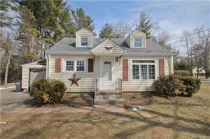 Photo of 3672 Mountain Road, Suffield, CT 06093 (MLS # 170061664)