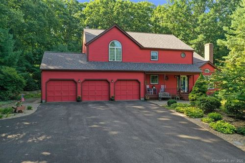 Photo of 5 Silver Brook Lane, Granby, CT 06060 (MLS # 170347664)
