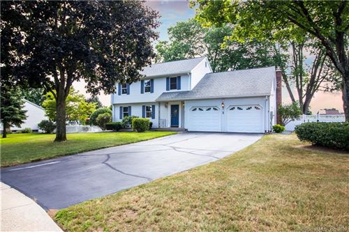 Photo of 5 Valley View Circle, Enfield, CT 06082 (MLS # 170324665)