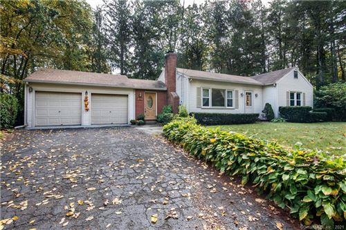 Photo of 414 West Mountain Road, Simsbury, CT 06092 (MLS # 170444665)