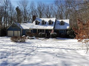 Photo of 27 Wormwood Hill Road, Mansfield, CT 06250 (MLS # 170103667)