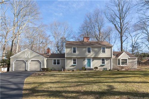 Photo of 21 Grey Ledge Drive, Guilford, CT 06437 (MLS # 170379667)