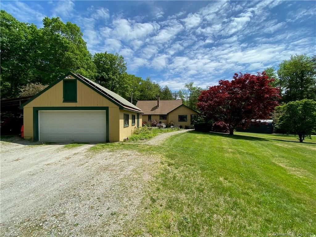 Photo of 124 Beech Hill Road, Colebrook, CT 06021 (MLS # 170429667)