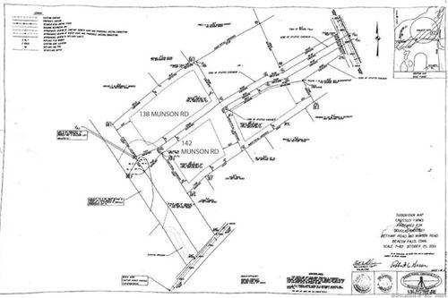 Photo of 138 Munson Road, Beacon Falls, CT 06403 (MLS # 170396668)