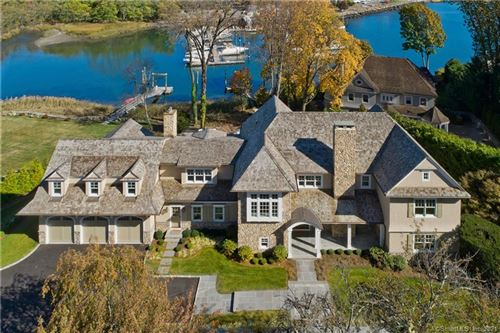 Photo of 344 Shore Road, Greenwich, CT 06830 (MLS # 170377669)