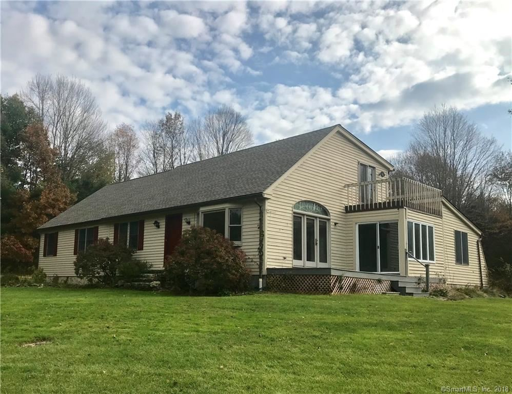 Photo for 21 Cemetery Hill Road, Cornwall, CT 06796 (MLS # 170142671)