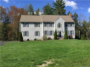 Photo of 6 Ice Pond Road, Granby, CT 06035 (MLS # 170204672)