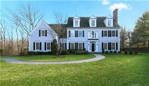 Photo of 283 Old Stamford Road, New Canaan, CT 06840 (MLS # 170059674)