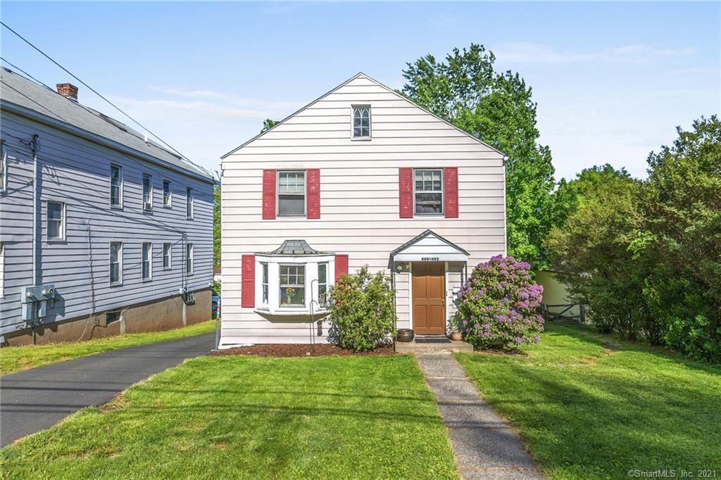 480 Quaker South Lane, West Hartford, CT 06110 - #: 170401674