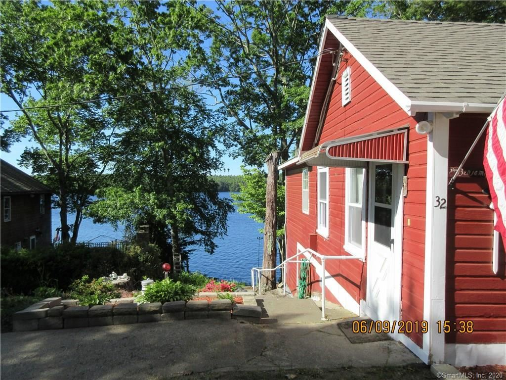 Photo for 32 Beach View Road Extension, Voluntown, CT 06384 (MLS # 170195676)