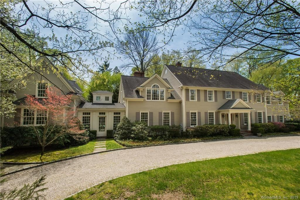Photo for 23 Charter Oak Drive, New Canaan, CT 06840 (MLS # 170049677)