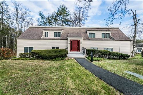 Photo of 28 Carriage Drive #28, Simsbury, CT 06070 (MLS # 170372679)