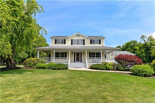 Photo of 190 Russell Road, Bethany, CT 06524 (MLS # 170406679)