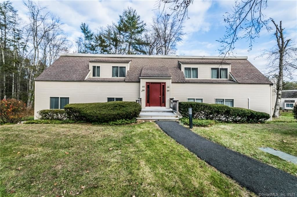 28 Carriage Drive #28, Simsbury, CT 06070 - #: 170372679