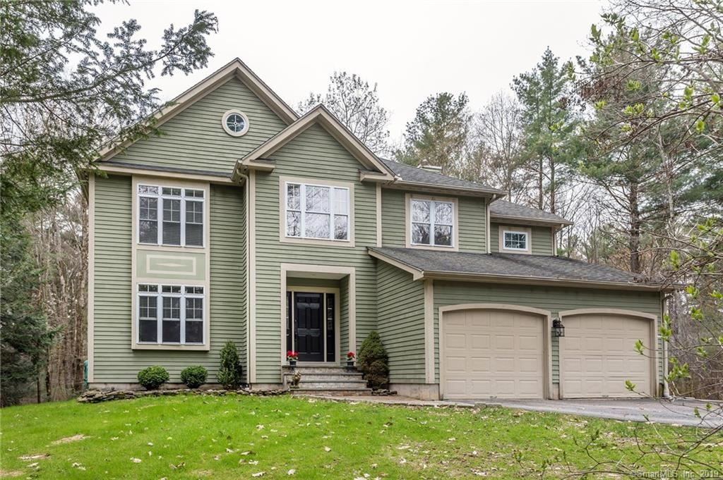 Photo for 62 Sherbrook Drive, Goshen, CT 06756 (MLS # 170190680)