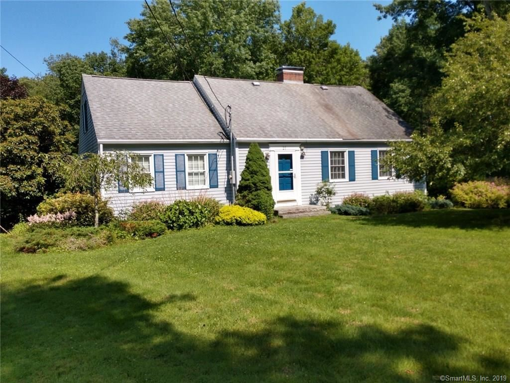 Photo for 27 Townsend Road, Andover, CT 06232 (MLS # 170209681)