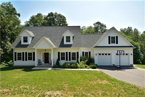 Photo of 1044 Ratley Road, Suffield, CT 06093 (MLS # 170220682)