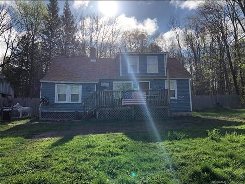 Photo of 1 Greenwood Turnpike, Colebrook, CT 06021 (MLS # 170377682)