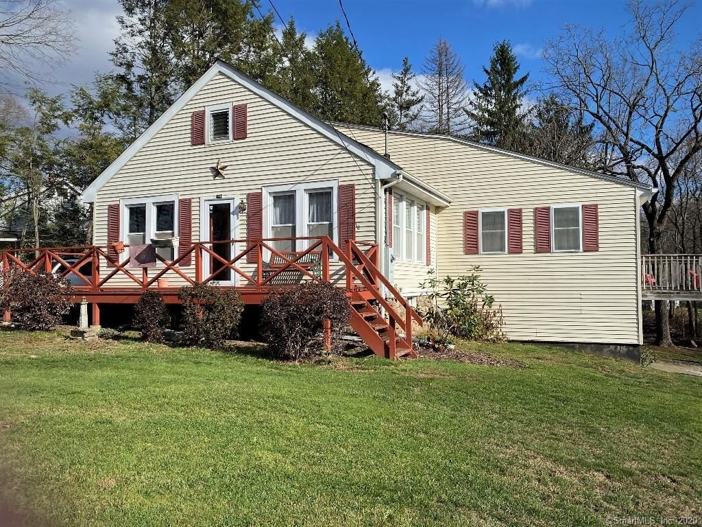 Photo of 527 Todd Road, Wolcott, CT 06716 (MLS # 170355682)