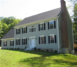 Photo of 140 Silver Springs Drive, Haddam, CT 06441 (MLS # 170166687)
