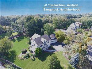 Photo of 41 Treadwell Avenue, Westport, CT 06880 (MLS # 170133688)