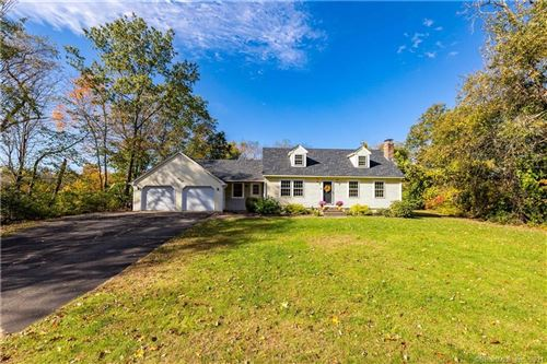 Photo of 24 Maple Hill Drive, Granby, CT 06035 (MLS # 170444692)
