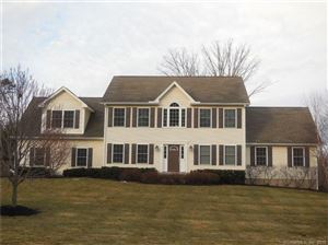Photo of 37 Bailey Lane, Somers, CT 06071 (MLS # 170052694)