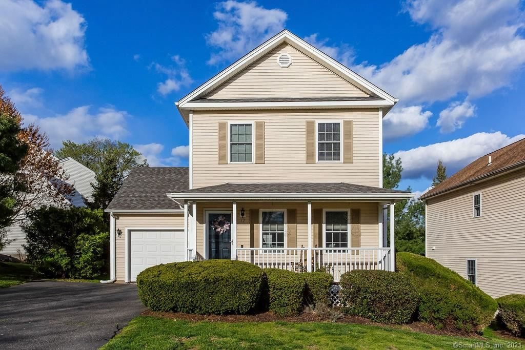 17 Hickory Court #17, Wallingford, CT 06492 - #: 170390695