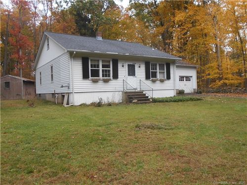 Photo of 282 Sperry Road, Bethany, CT 06524 (MLS # 170349696)
