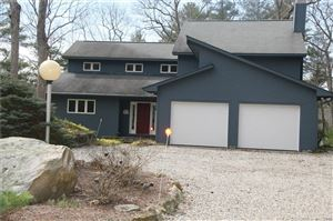 Photo of 117 Kennerson Reservoir Road, Eastford, CT 06242 (MLS # 170078698)