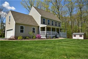 Photo of 364 Dunn Road, Coventry, CT 06238 (MLS # 170081698)